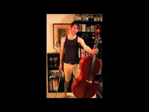 First week of learning the cello