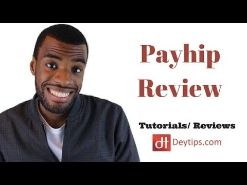 Payhip.com Review | How To Sell Your eBook Online