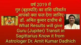 Kumbh (Aquarius) Lagna |11 Oct 2018 to 3 Nov 2019|Jupiter's' Transit