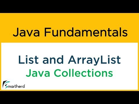 #10 Object Oriented Java: ARRAY LIST explanation and demo