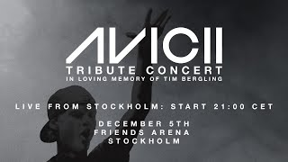 Avicii Tribute Concert: In Loving Memory of Tim Bergling