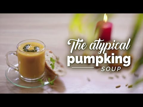 Atypical Pumpkin Soup Recipe | Benefits | Ingredients | Preparation Method | Yogic Organic Living