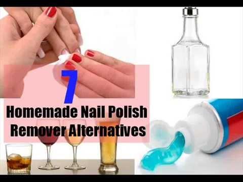 7 Homemade Nail Polish Remover Alternatives