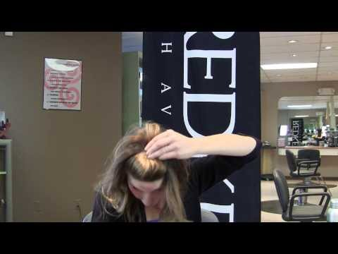 How To Do An Easy Front Bump in Hair