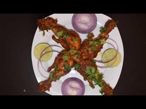 spicy chicken leg fry | Indian chicken leg fry | Chicken drumstick recipe