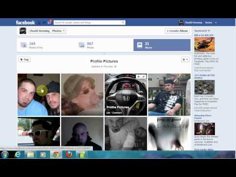 How to make facebook photos private nov 11 2012