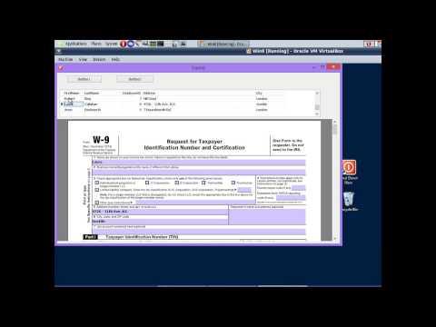 Multi Format Document Viewer Data Aware PDF Form Fields