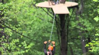 The Steepest And Fastest Zipline in the United States