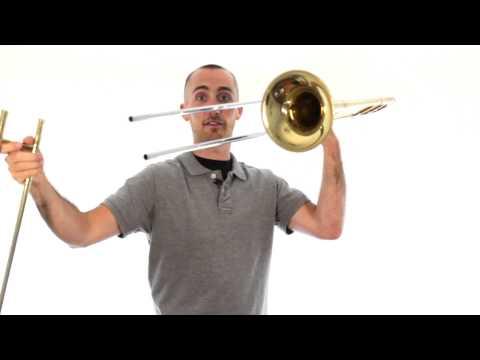 Trombone Lesson 3: Learning the Slide