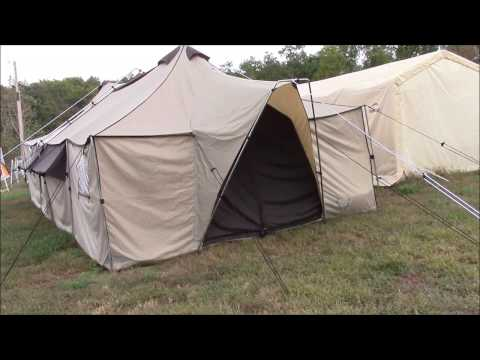 SHTF WROL Temporary Shelter ~ Cabelas Alaknak Outfitters Series Tent