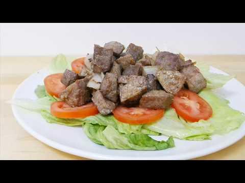 SHAKING BEEF RECIPE (BEEF LOK LAC)