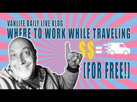 Where to Work While Traveling