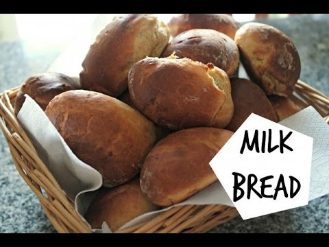 SUPER SOFT MILK BREAD RECIPE | EM'S BAKING