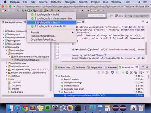 Eclipse & Gradle - The best of both worlds
