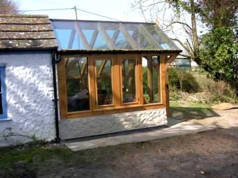 Sheer Class -  Green Oak Extension - Complete Build