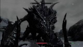 Skyrim Defeating Alduin Alduin S Bane Quest Walkthrough