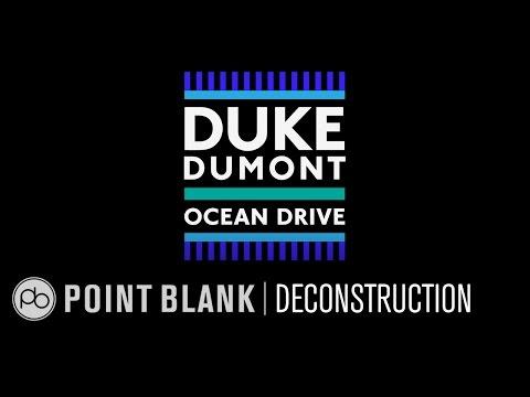 Ableton Live Deconstruction: Duke Dumont – Ocean Drive @ IMS College Malta 2016