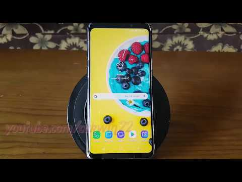 Samsung Galaxy S9 : How to Enable or Disable Screen lock sounds (Android Oreo)