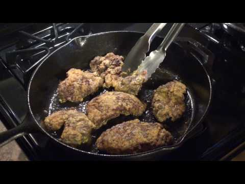 Country Fried Venison Steak with Gravy Recipe