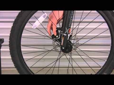 Disc Brakes - Basic Adjustment - by Northrock Bikes