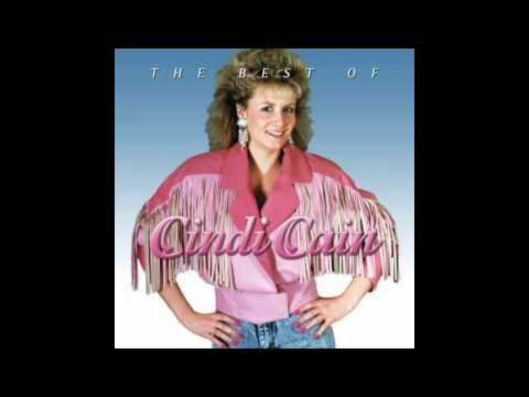 Cindi Cain - You Were Listening To The Singer