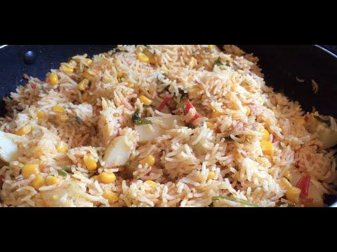 Spicy Rice Recipe