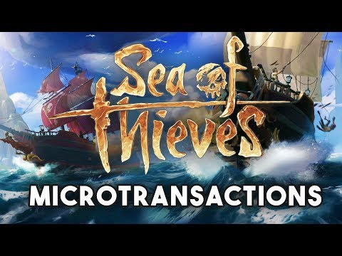 Sea of Thieves Is Doing It RIGHT with Microtransactions!