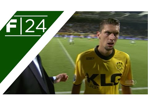Roda JC red card nightmare
