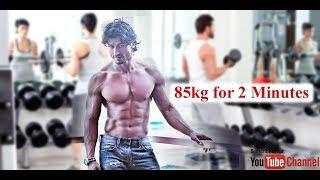 Vidyut Jamwal Limitless 85kg 2 Minutes Unbelievable Stunt | Break your own barriers