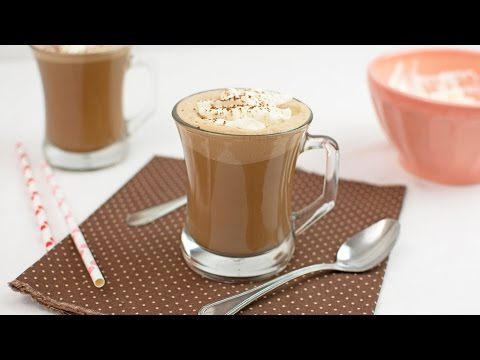Mocha Coffee Punch - How to Make Coffee Punch