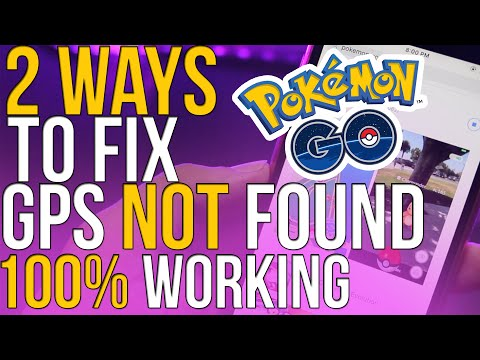How to Fix GPS Signal Not Found on Pokemon Go iPhone