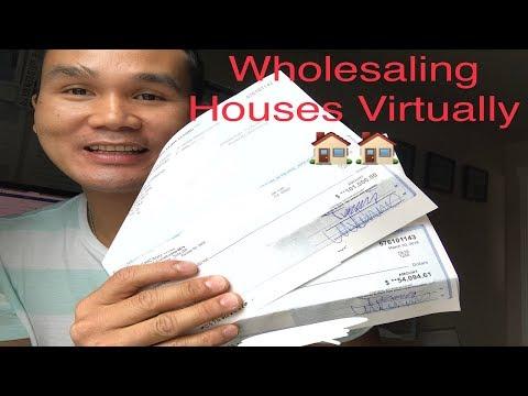 No High School Diploma And No College Degree- 30K+/Week Wholesaling Houses Virtually