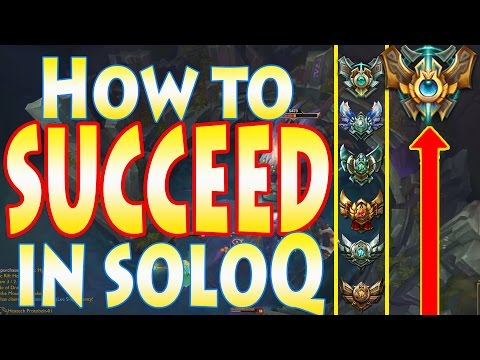 HOW I GOT HIGH ELO: 6 ESSENTIAL TIPS YOU NEED TO KNOW: In Order to Climb out and Escape your Elo