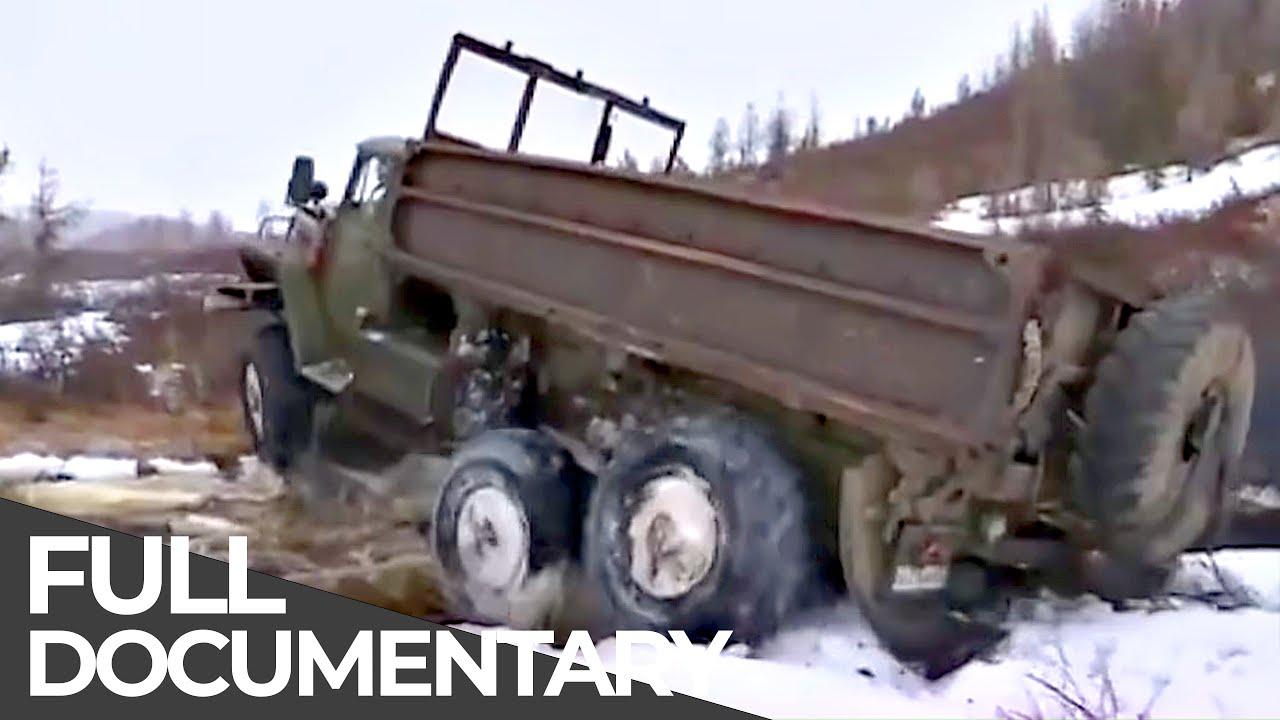 Deadliest Roads | Siberia: Lake Baikal | Free Documentary