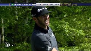 Dustin Johnson - Best Athlete in Golf - Career Highlights