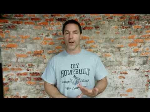 DIY Home Built FreeTshirt 1000 Subscriber Give Away