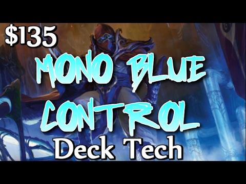 Mtg Budget Deck Tech: $25 U/B Control in BFZ Standard