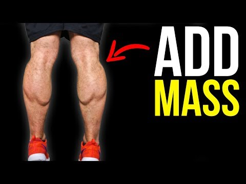 Home Calf Workout For Mass (Get BIGGER Calves FINALLY!!)