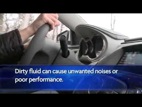 How To Change & Maintain Power Steering Fluid