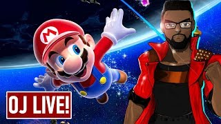 OJ LIVE! - BIG 3D Mario Switch Games Rumor, Resident Evil 3 Reviews + Q&A!