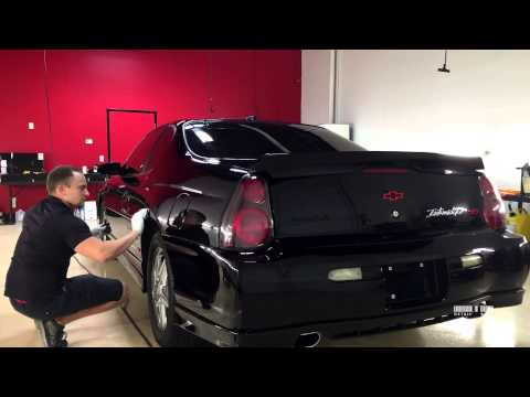Detail Boss: Oxidation removal and paint correction Monte Carlo SS Intimidator