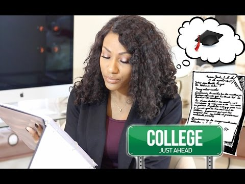 COLLEGE ADMISSION ESSAY TIPS + COVER LETTER/RESUME TALK