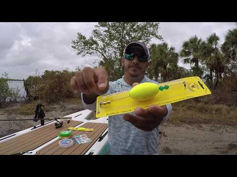 Best Way To Rig A Popping Cork For Redfish, Flounder, Snook, & Trout