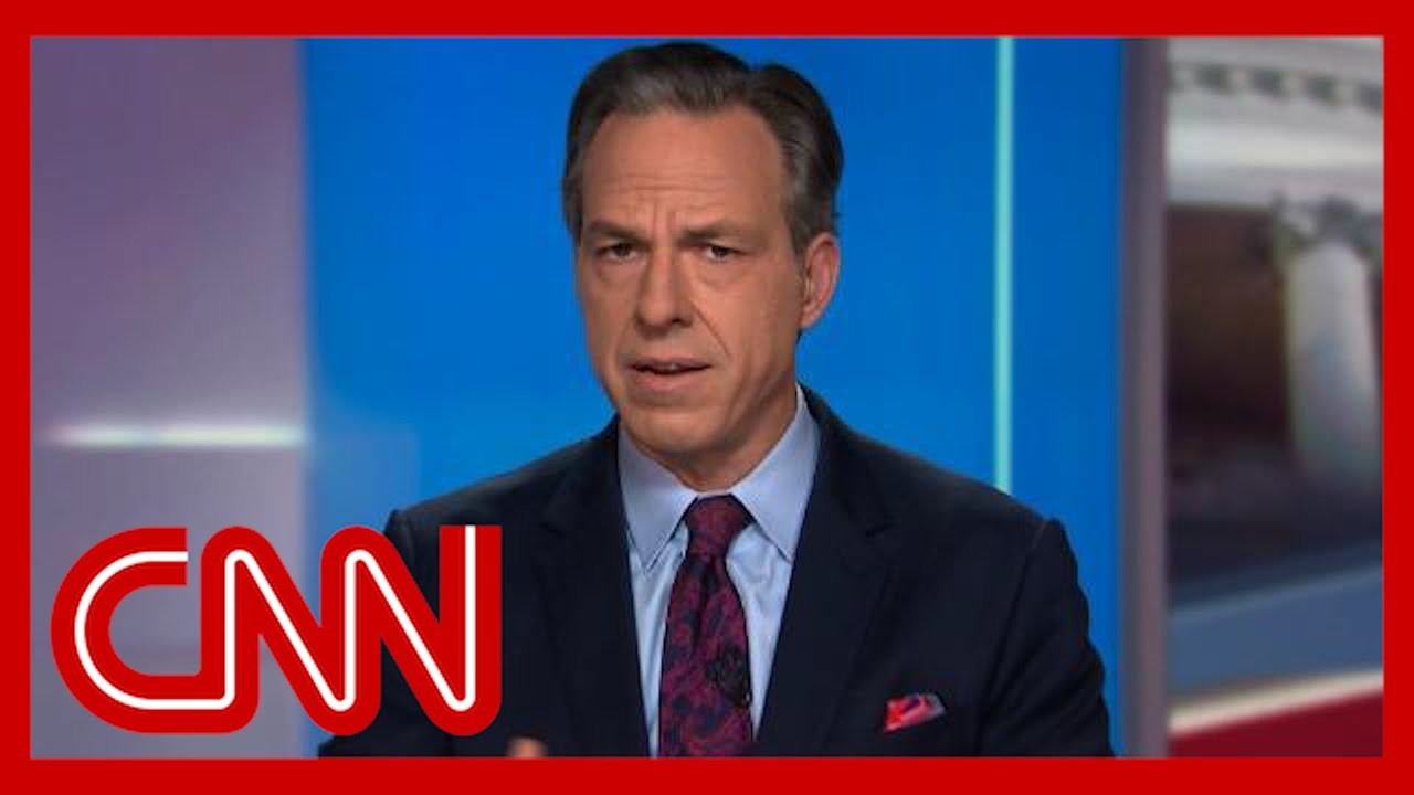 'Chilling to hear': Tapper reacts to Pompeo's refusal to acknowledge Biden win