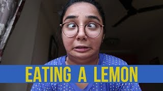Eating A Lemon! | #SawaalSaturday | MostlySane
