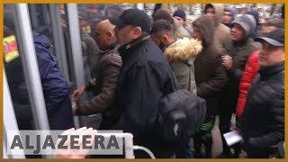 🇺🇦Ukrainians protest as gas price dispute leaves houses freezing | Al Jazeera English
