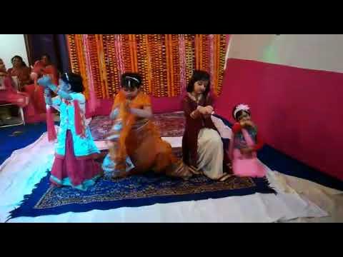 My daughter Soumya dance