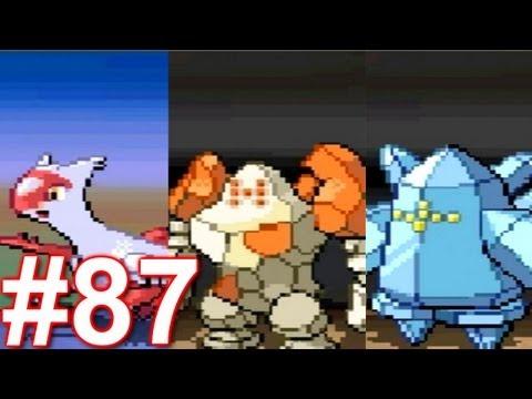 Pokemon White 2 Walkthrough - Part 87 (Latias, Regirock, and Regice)