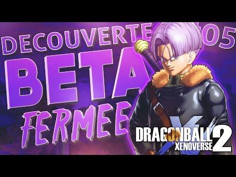 Dragon Ball Xenoverse 2 BETA | FR - Découverte : Trunks #5 ( PS4 )