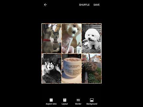 How To Make Photo-Collage On Samsung Galaxy S7/Edge